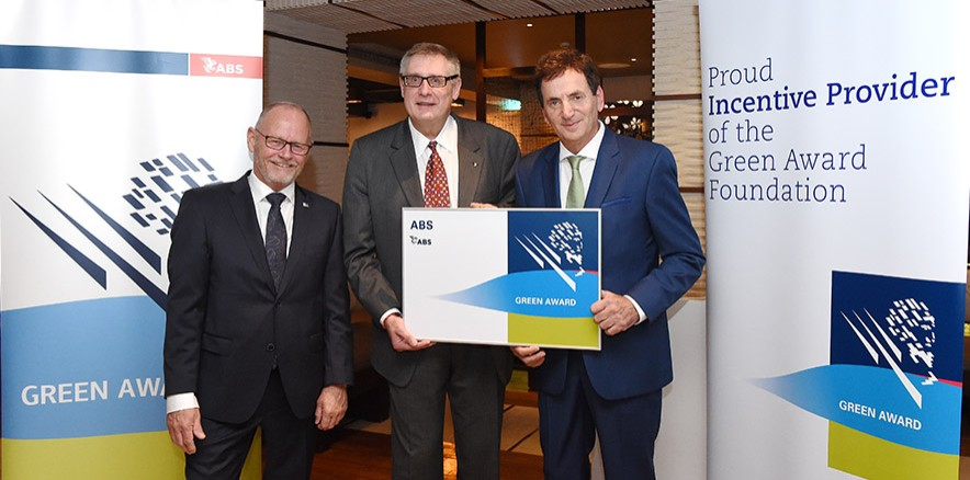 ABS and Green Award Join Forces to Set Standards for ...